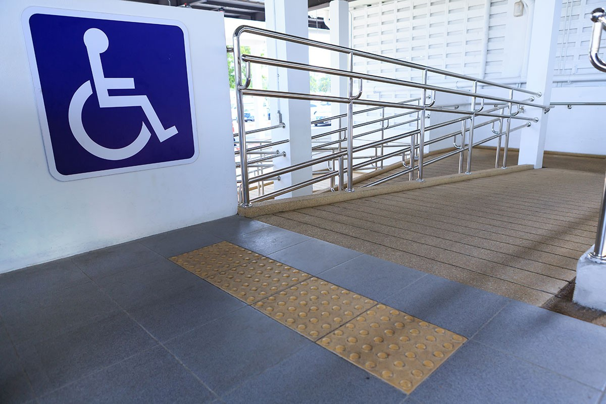 building wheelchair ramps guidelines