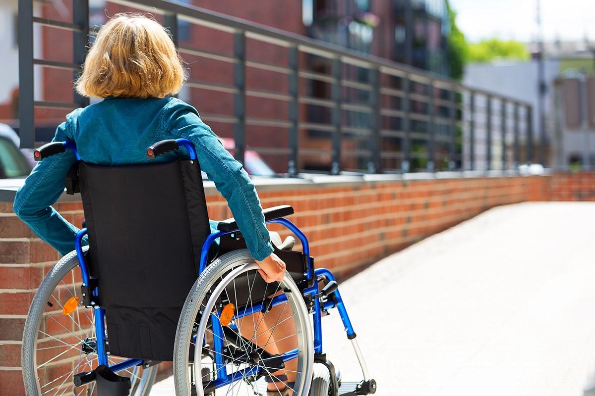 best wheelchair ramp