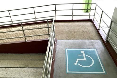 choosing a disability ramp