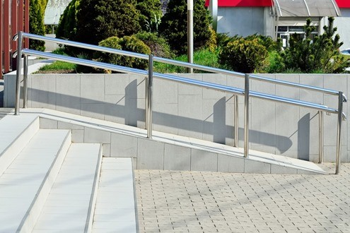 wheelchair ramps importance