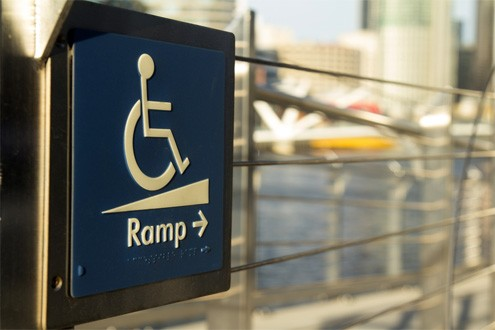 installing disability ramps