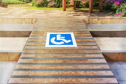 ramps for larger mobility devices