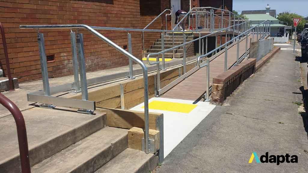 wheelchair ramps-adapta