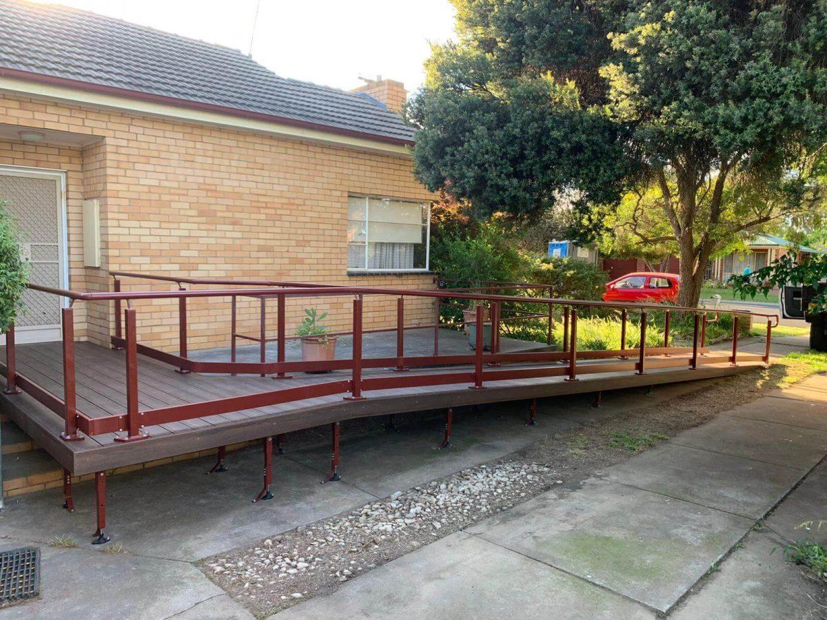 Ramp Handrails - Adapta