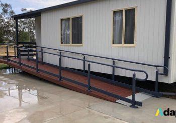 modular ramp features